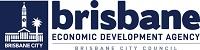 Brisbane Economic Development Agency | Brisbane City Council logo