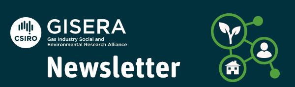 GISERA newsletter banner