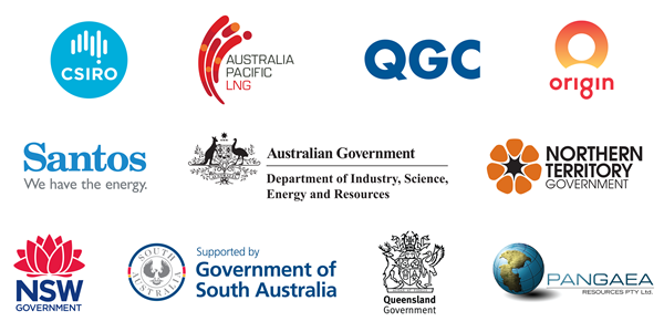 2020 member and partner logos - from industry and government