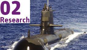 Image of submarine