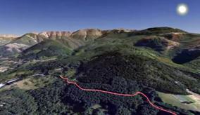 A Doarama interactive 3D map