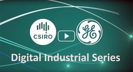 CSIRO and GE Digital Industrial Series