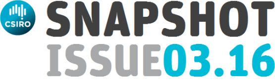 Snapshot issue 03.16
