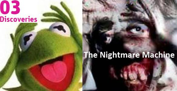 The Nightmare Machine