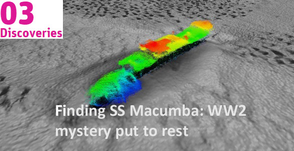 image of shipwreck