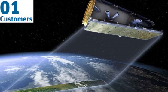 image of satellite