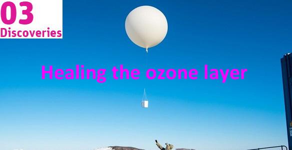 image of weather baloon